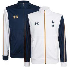 Spurs Mens Under Armour Track Jacket 2016/2017