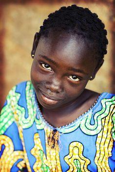 Girl in Benin | Flickr - Photo Sharing!