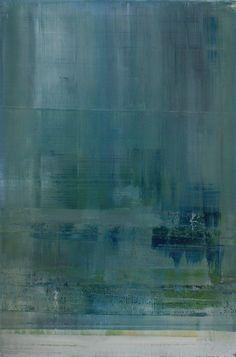"Saatchi Online Artist: Koen Lybaert; Oil, 2012, Painting ""abstract N° 335 - SOLD [Germany]"""