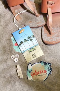 Nilorn Concept - Gabeira is a summer sporting brand for those that want to make their own path on the beach and in life.  Natural materials and effortless style. #fashion #branding #swingtickets #labels #inspiration #packaging #design #creative #surf #sport #summer nilorn.co.uk
