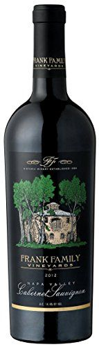2012 Frank Family Vineyards Napa Valley Cabernet Sauvignon 750 mL *** To view further for this item, visit the image link.