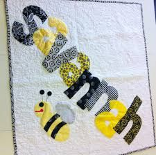 baby quilt with name on it - Google Search
