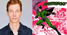 'Arrow' Brings in 'Hellboy' Star Doug Jones as Deathbolt -- 'Hellboy' star Doug Jones has signed on to play the DC Comics villain Deathbolt in one episode of the CW series 'Arrow' -- http://www.movieweb.com/arrow-season-3-cast-doug-jones-deathbolt