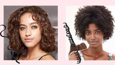 With tons of curly hair products flooding the market, it's harder than ever to find what's right for you. The guiding light? Your hair type. Curly Hair Types, Types Of Curls, Short Curly Hair, Curl Types, Curly Bob, Long Hair, Curled Hairstyles, Summer Hairstyles, Curl Type Chart