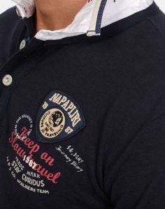 Napapijri Men Polo shirt - Official Online Store