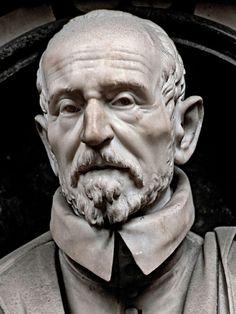 Giovanni Vigevano -  Gian Lorenzo  Berini Bernini Sculpture, Baroque Sculpture, Sculpture Head, Stone Sculpture, Sculpture Portrait, Gian Lorenzo Bernini, Traditional Sculptures, Italian Sculptors, Art Challenge