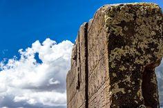 Tiahuanaco Puerta del Sol Lateral Relieves