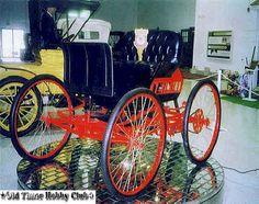 1895 Haynes Runabout