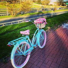 Nuestra dulce ALOHA - bicicleta de paseo de la casa Rowery Embassy DISPONIBLE SOLO EN NUESTRA TIENDA www.favoritebike.com -------------------------------------- Link para la bicicleta: http://favoritebike.com/shop/bicicletas-clasicas/bici-de-paseo-aloha/