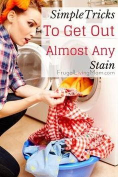 Oh no! You're wearing your favorite sweater or a new pair of pants when your child spills their Kool-Aid on you, a pen bleeds all over your clothing, or you get a grease stain. Do you try to salvage your clothing or toss it in the garbage? With these tips, you can do your best to save clothing from unfortunate stains. by abbyy