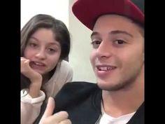 Soy Luna - Matteo (Ruggero Pasquarelli) e Luna (Karol Sevilla) Backstage - YouTube