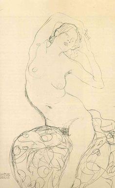 Gustav Klimt • 1919