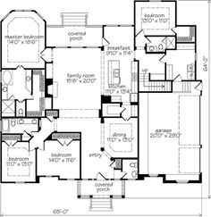 Image result for house plans with butlers pantry