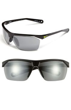 4677a20dfe1 Nike  Tailwind  Semi Rimless Sunglasses available at  Nordstrom Women s  Eyewear