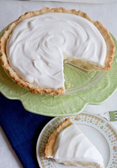 Banoconut Cream Pie | Recipe | Cream Pies, Coconut Cream Pies and Pies