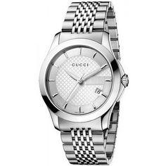 2afafd83ac8 Unisex Gucci Watch G-Timeless Medium YA126401 Quartz... for sale online at