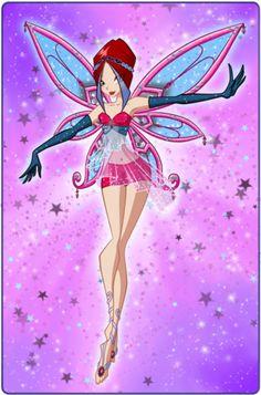 (mirta enchantix) molto bella! (lo sapevate che Mirta in origine era una strega e poi e diventata fata?)