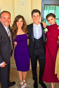 Selena Gomez Is Very Much in Her Feelings as Former TV Brother Gets Married
