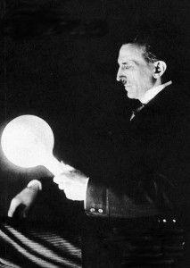 jpg Tesla did groundbreaking work on alternating current (AC) power system, electromagnetism, hydroelectric power, radio, & radar