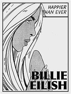 Billie Eilish, Room Posters, Poster Wall, Poster Prints, 70s Aesthetic, Aesthetic Pictures, Personajes Studio Ghibli, Pop Art Images, Bedroom Wall Collage