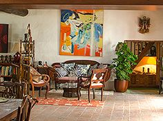The home & museum of artist &architect César Manrique in Tenerife