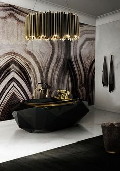 THE BEST LUXURY BATHROOM DESIGN IDEAS FROM MAISON VALENTINA_find more inspiring articles at