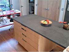 Interesting Countertop Possibility: PaperStone    Other Similar Products  Are Richlite And EcoTops