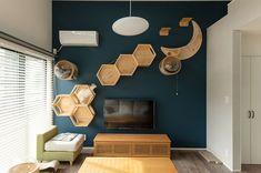 Cat Wall Furniture, Cat Wall Shelves, Cat Gym, Cat House Diy, Living Room Wall Units, Cat Bedroom, Animal Room, Cat Condo, Cat Decor