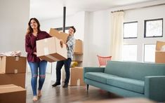 Moving Company in New Jersey Shares 3 Expert Moving Day Tips Becoming Minimalist, Packing To Move, Wall Ornaments, Moving And Storage, Lose Your Mind, New Neighbors, Big Move, Make A Plan, Secure Storage