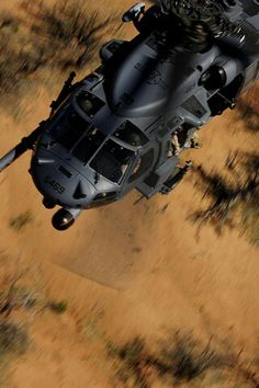 Blackhawk, MH-60 of the variety used by US SOF.