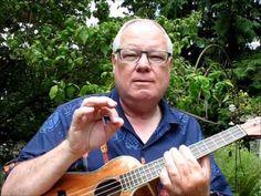 Edelweiss ukulele arrangement by Ukulele Mike