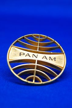 PAN AM AIRLINES PIN