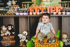 jungle theme birthday party ideas | baby outfit
