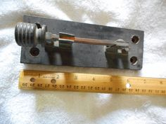 Vintage Mad Science Industrial Knife Switch Old by RickyBees