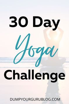 Love yoga but can't find the time? Make a promise to yourself and commit to a 30 Day Yoga Challenge! Get back into your flow! #yoga #30DayYogaChallenge #30DayChallenge #Fitness #Mindfulness #BulldogYoga #NationalYogaMonth Healthy Lifestyle Motivation, Healthy Lifestyle Tips, 30 Day Yoga Challenge, At Home Workouts, Workout Routines, Online Yoga, Morning Yoga, Getting Bored, At Home Gym