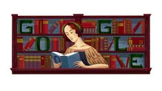 anniversary of the birth of Elena Cornaro Piscopia Google Doodle Today, Google Doodles, Logo Google, Agnes Scott, Google Banner, Republic Of Venice, Birthday Dates, 1st Grade Worksheets, Soap Packaging