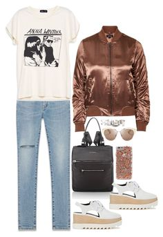 """""""Untitled #1573"""" by samikayy76 ❤ liked on Polyvore featuring Givenchy, Topshop, Yves Saint Laurent, STELLA McCARTNEY, Free People, Christian Dior, women's clothing, women's fashion, women and female"""