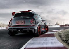 The British company MINI will present it at the Frankfurt Motor Show, a super-expressive prototype called the John Cooper Works GP Concept.