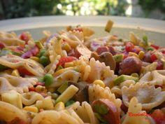 insalata di pasta golosa