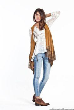 Moda otoño invierno 2016 Vesna Mujer.