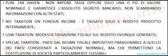 #ilSalvadanaio.info - #Paradisofiscale e lista dei #paesi #senzatasse