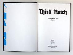third reich by erik van der weijde
