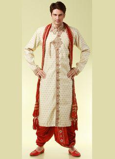 Traditional dhoti kurta http www cbazaar com bridegrooms wedding