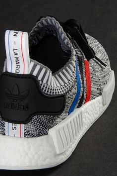 "A Detailed Look At The adidas NMD R1 Primeknit ""Tri-Color"" Pack"