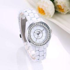 SINOBI Top Luxury Rhinestone Women Watches Fashion Ladies Watch Women Hour Quartz Clock relogio feminino relojes mujer 2016 Oh Yeah Visit us #luxurymujer