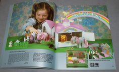 Hasbro 1982-1995 Toy Fair Retailers Catalog