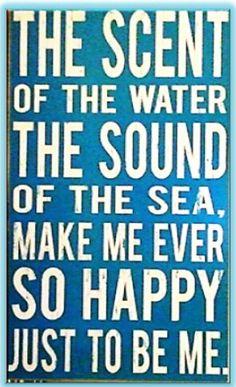 :I love the ocean