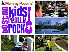 Show Mommy Poppins a Boston Kid Who Really Rocks (and Win Money for Local Charities)!
