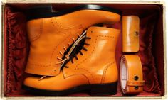don ville custom shoes & matching accessories