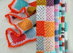 Inspiring crochet. This whole blog has great photos - pin to remember to go back and read more!